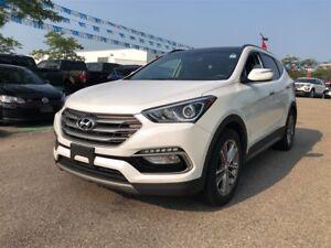 2017 Hyundai Santa Fe Sport LIMITED,LEATHER,NAVIGATION,SUNROOF