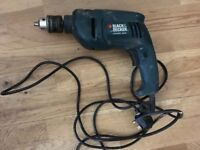 Black & Decker KR600RE 600W Drill - DIY