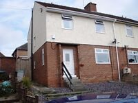 A 3 bed semi detached home located in Lanchester village.
