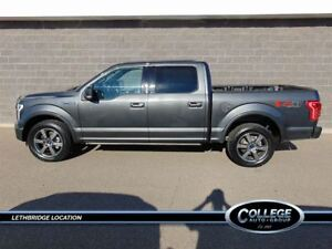 2016 Ford F-150 Lariat // Navigation // Heated,Cooled Seats