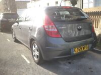 2009 Hyundai i30 1.4 Comfort 5dr Low Mileage Grey Great First Car Not Golf Corsa Focus Bmw Astra