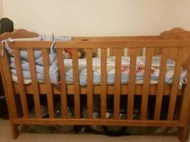 Bed cot for baby