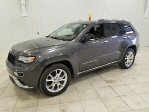 2015 Jeep Grand Cherokee Summit*TOIT*CAMÉRA*GPS NAV*MAGS*SUS A A