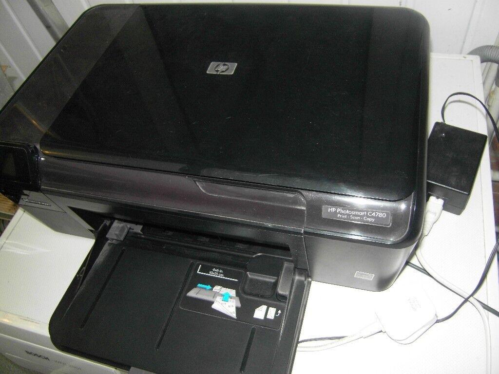 HP-PHOTOSMART-ALL-IN-ONE-WIRELESS-PRINTER-SCANNER-COPIER-MODEL-C4780 | in  Broxtowe, Nottinghamshire | Gumtree