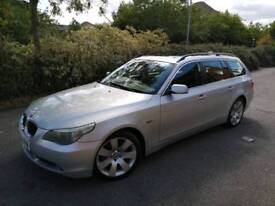 Bmw 530D very fast, remmapped, fresh MOT