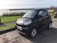 Smart fortwo 1.0 2dr