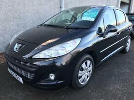 PEUGEOT 207 , 2011 REG ** FINANCE AVAILABLE ** ONLY 28000 MILES + HISTORY ** YEARS MOT , WARRANTY