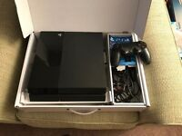 1TB Playstation 4 (PS4) with one game (Battlefield 4) and one controller