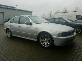 Bmw 530d breaking for parts.