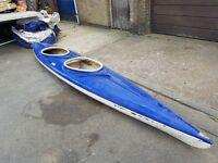 two man canoe