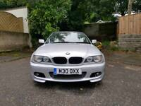 BMW 318i M sport package Convertible