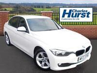 BMW 3 Series 316D SE (white) 2013-01-17