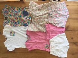 Tops and shorts 2-3 yr