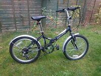 Challenge Flex Folding Bike