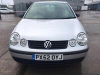 2002 VW Polo 1 Litre FULL MOT