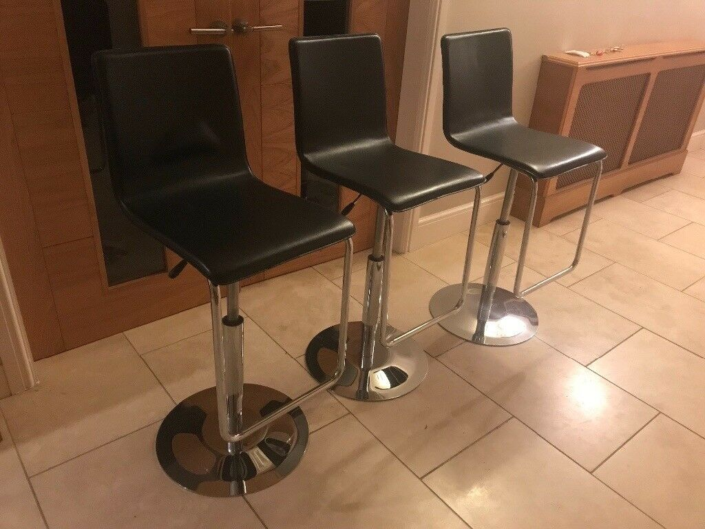 Set Of 3 Bar Stools John Lewis In Formby Merseyside