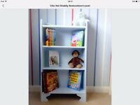 Lovely children's oak bookcase