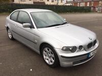 BMW 316 Ti SE COMPACT , Automatic,, MILEAGE 85000,,1.8 PETROL