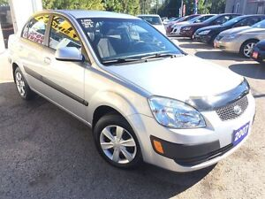 2007 Kia Rio EX/AUTOAIR/LOADED/LOW KMS/61KM/CLEAN CAR PROOF