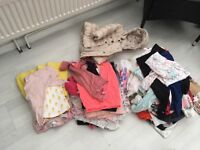 Girls clothes age 9-18month from next , river island and a few other places good condition