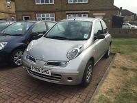 Nissan Micra - 33k Mileage - 1.2 Petrol - Silver - 2008 - 3dr