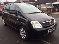 2005 VAUXHALL MERIVA 1.7 CDTI BREEZE 5 DOOR HATCH MPV LONG MOT SERVICE HISTORY