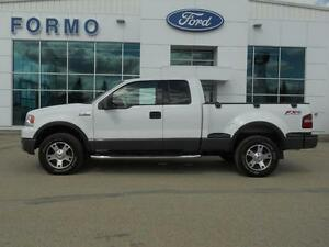 2004 Ford F-150 SUPERCAB FX4 4X4