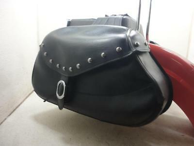 Yamaha Motorcycle Vstar Road Star Virago SADDLEBAG SADDLEBAGS HARDBACK SOFT -