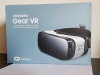 Samsung Gear VR Headset Powered by Oculus