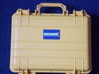 TOUGH KINCROME SAFECASE SHOCK / DUST / WATERPROOF CASE -NEW BOXED