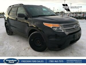 2012 Ford Explorer Air Conditioning, Winter Tires