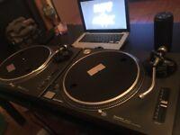 Technics sl 1210 mk2 ( Pair) good condition £700 Ono