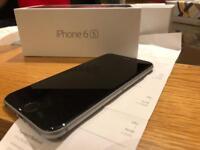 Iphone 6s 64gb space grey, sim free,