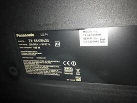 "Panasonic Viera 48"" full HD 3D Smart TV"