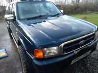 Ford Ranger XLT 4X4 short mot