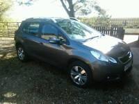 Peugeot 2008 1.6 BlueHDi Active. Zero road tax, Warranty until Nov 2018, Excellent cond.