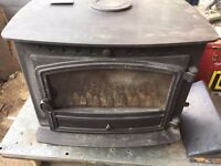 Hunter Herald 14 Multifuel, Central-Heating, Stove