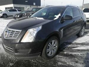2015 Cadillac SRX Luxury AWD Leather Sunroof