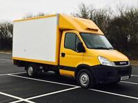IVECO DAILY 35S13 'FRIDGE / FREEZER BOX' (2012 MODEL) '2.3 DIESEL - 5 SPEED' (1 COMPANY OWNER)