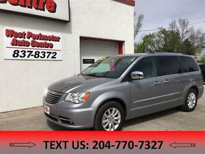 2016 Chrysler Town & Country LIMITED **PLATINUM EDITION**