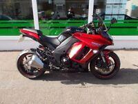 Kawasaki Z1000SX | RED | 2015 | MOT until SEPT 2018 | Low Mileage