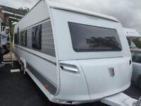 2015 Tabbert Caravan 5 berth