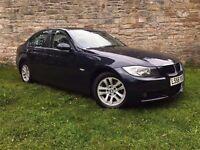 BMW 320D 2006, DIESEL, LONG MOT, SALOON
