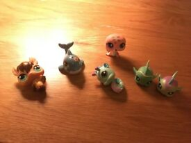 Littlest Pet Shop characters