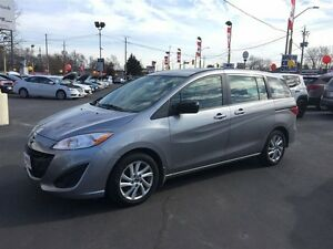 2014 MAZDA MAZDA5 GS - CRUISE, ALLOYS, CD, POWER WINDOWS & LOCKS