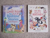 Books - Bedtime stories & rhymes
