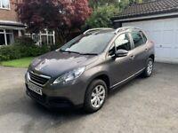 Peugeot, 2008, Hatchback, 2014, Manual, 1398 (cc), 52,000 miles