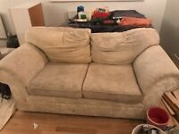 Sofa two seater good condition