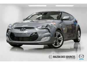 2014 Hyundai Veloster TECH *!TOIT PANORAMIQUE!*