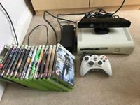 Xbox 360/bundle games and kinect
